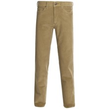 Worn Octane Corduroy Jeans - Straight Leg (For Men) in Stone - Closeouts
