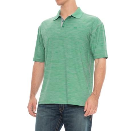Wrangler 20X Advanced Comfort Polo Shirt - Short Sleeve (For Men) in Green