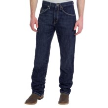Wrangler 20X Competition Jeans - Relaxed Fit, Bootcut (For Men) in Deep Blue - 2nds