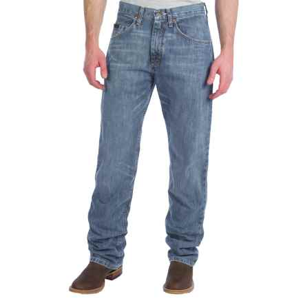 Wrangler 20X Competition Jeans - Relaxed Fit, Bootcut (For Men) in Laser Blue - 2nds