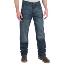 Wrangler 20X Competition Jeans - Relaxed Fit, Bootcut (For Men) in River Wash - 2nds