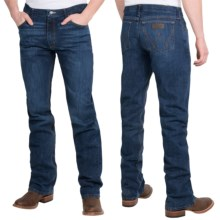Wrangler 20X Competition Slim Jeans - Low Rise, Bootcut (For Men) in Dillon - 2nds
