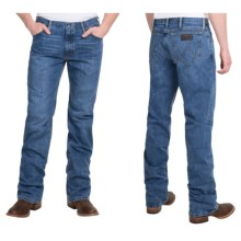 Wrangler 20X Competition Slim Jeans - Low Rise, Bootcut (For Men) in Payson - 2nds