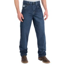 Wrangler 20X Extreme Utility Jeans - Loose Fit, Straight Leg (For Men) in Vintage Indigo - 2nds