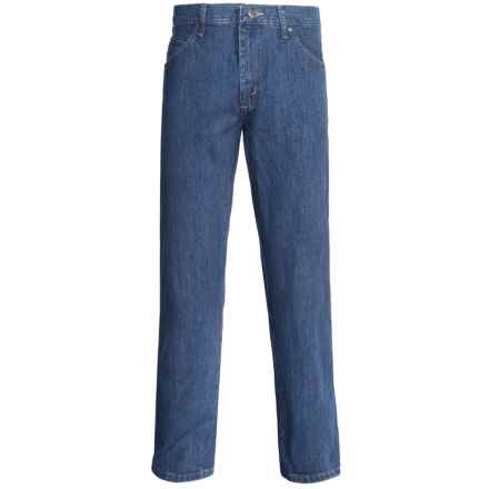 Wrangler 20X No. 23 Denim Jeans - Relaxed Fit (For Men) in Antique Blue - 2nds