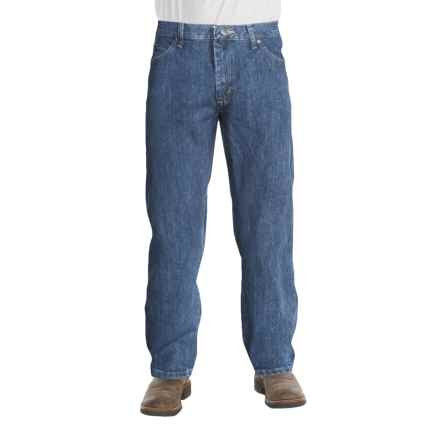 Wrangler 20X No. 23 Denim Jeans - Relaxed Fit (For Men) in River - 2nds