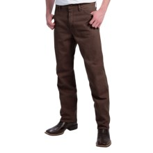 Wrangler Cowboy Cut Jeans - Original Fit (For Men) in Black Chocolate - 2nds