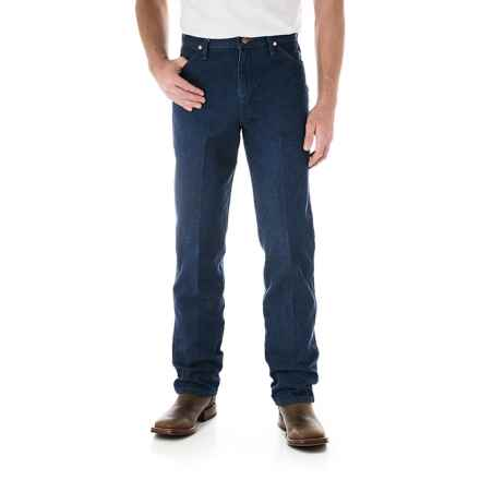 Wrangler Cowboy Cut Jeans - Original Fit (For Men) in Pre Washed - 2nds