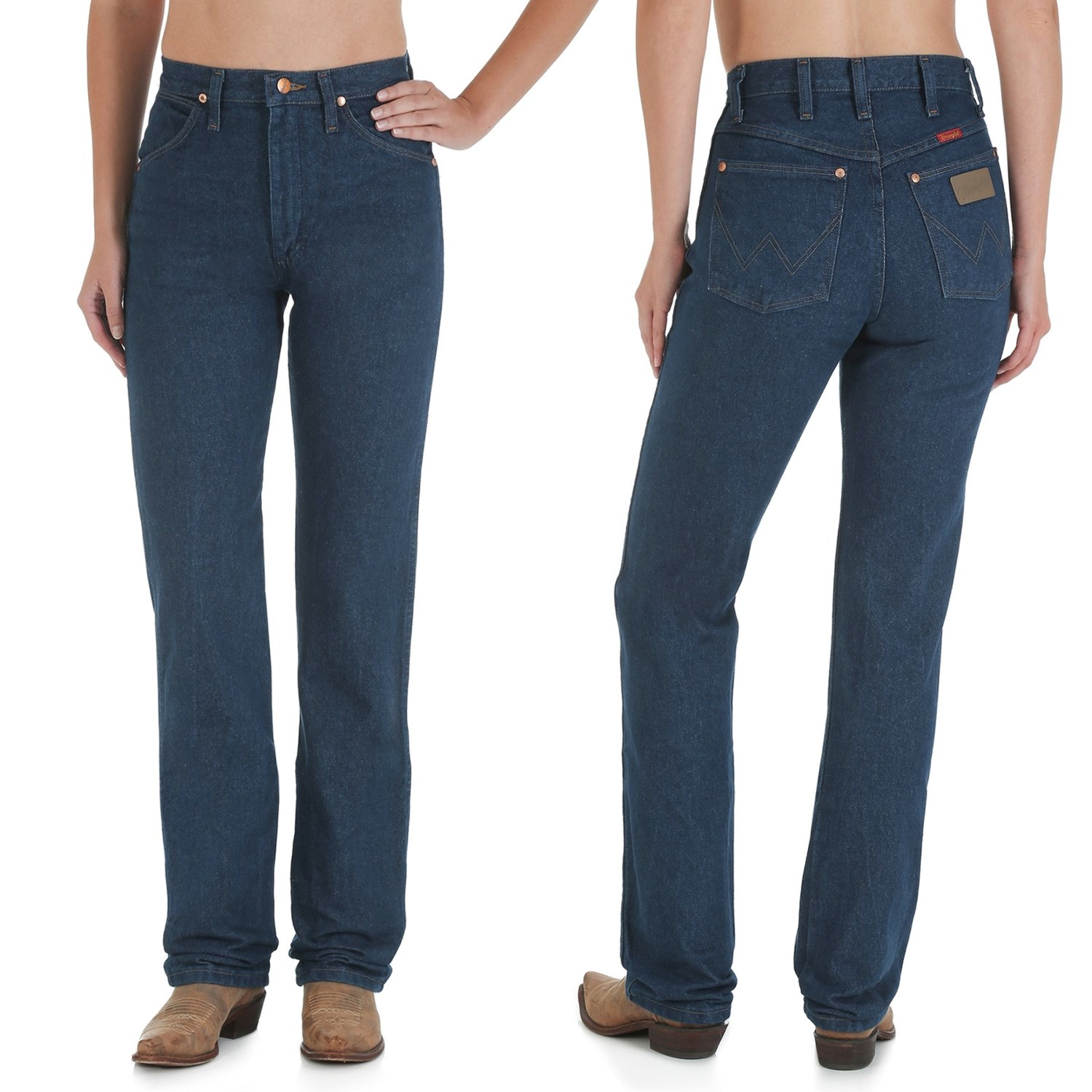 Wranglers Womens Jeans