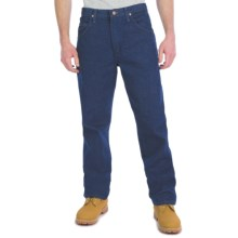 Wrangler Cowboy Cut Relaxed Fit Jeans (For Men) in Pre Wash Denim - 2nds