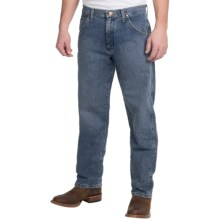 Wrangler Cowboy Cut Relaxed Fit Jeans (For Men) in Rough Stone - 2nds