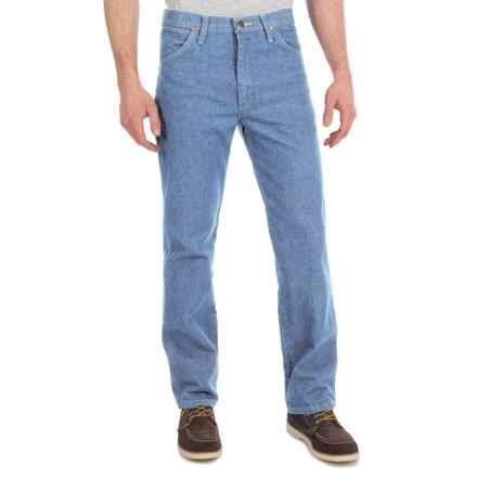 Wrangler Cowboy Cut Slim Fit Jeans (For Men) in Antique Wash - 2nds