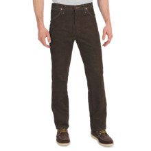 Wrangler Cowboy Cut Slim Fit Jeans (For Men) in Black Chocolate - 2nds