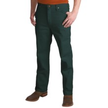 Wrangler Cowboy Cut Slim Fit Jeans (For Men) in Dark Green Mesquite - 2nds
