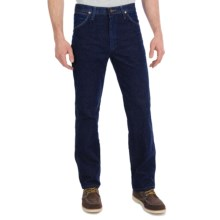 Wrangler Cowboy Cut Slim Fit Jeans (For Men) in Night Fire - 2nds
