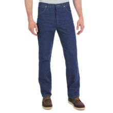 Wrangler Cowboy Cut Slim Fit Jeans (For Men) in Stonewashed - 2nds
