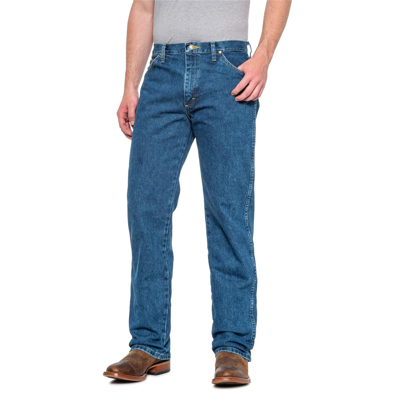 961951de276 Wrangler George Strait Cowboy Cut® Original Fit Jeans (For Men)