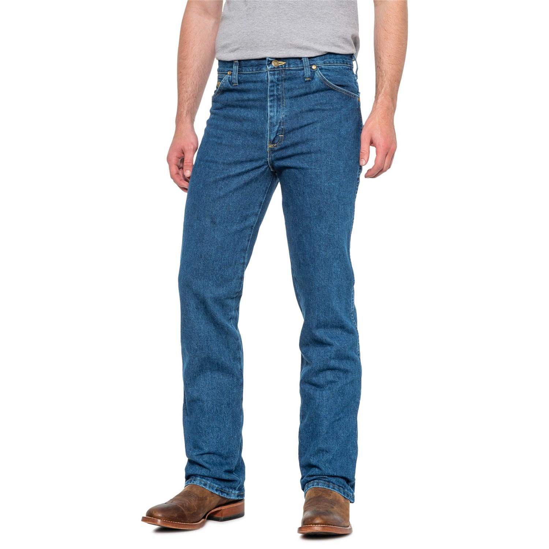 422f622357d Wrangler George Strait Cowboy Cut® Slim Fit Jeans (For Men)