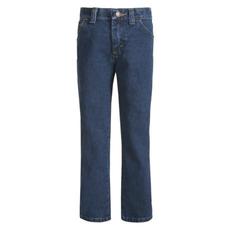 Wrangler George Strait Original Cowboy Cut® Jeans (For Big and Little Boys)