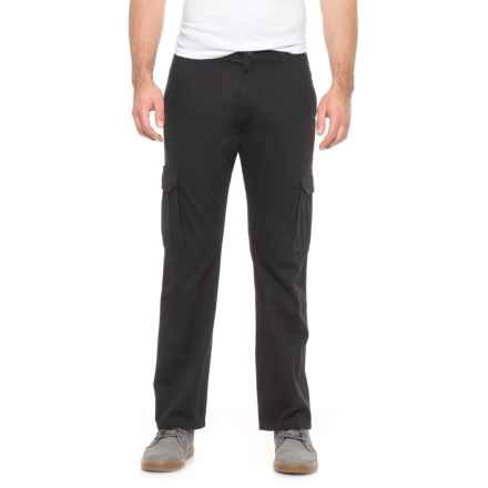 Wrangler Legacy Cargo Twill Pants (For Men) in Black - Closeouts