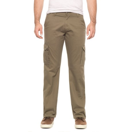 Wrangler Legacy Cargo Twill Pants (For Men) in Olive Drab