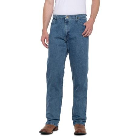 9fb9a906 Wrangler Premium-Performance Advanced Comfort Jeans - Cowboy Cut®, Regular  Fit (For