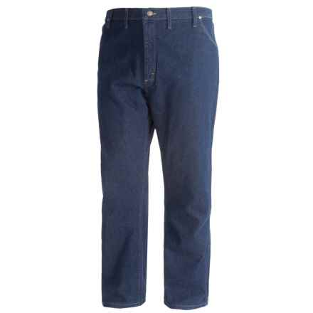 Wrangler Premium Performance Cowboy Cut Jeans (For Big and Tall Men) in Pd Prewash - 2nds