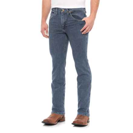 8a37431b Wrangler Premium Performance Cowboy Cut®Jeans - Slim Fit (For Men) in  Vintage