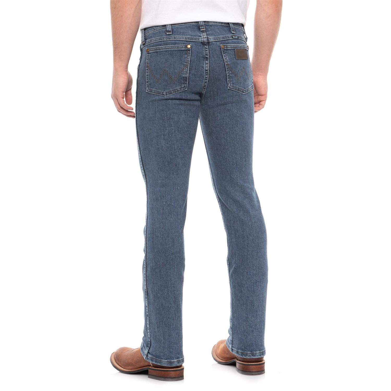 806598d0 Wrangler Premium Performance Cowboy Cut®Jeans - Slim Fit (For Men)