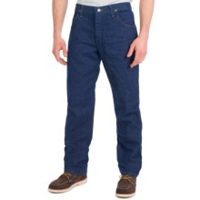 Wrangler Premium Performance Jeans - Cowboy Cut, Regular Fit (For Men) in Prewashed - 2nds