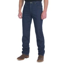 Wrangler Premium Performance Jeans - Cowboy Cut, Slim Fit (For Men) in Prewashed - 2nds