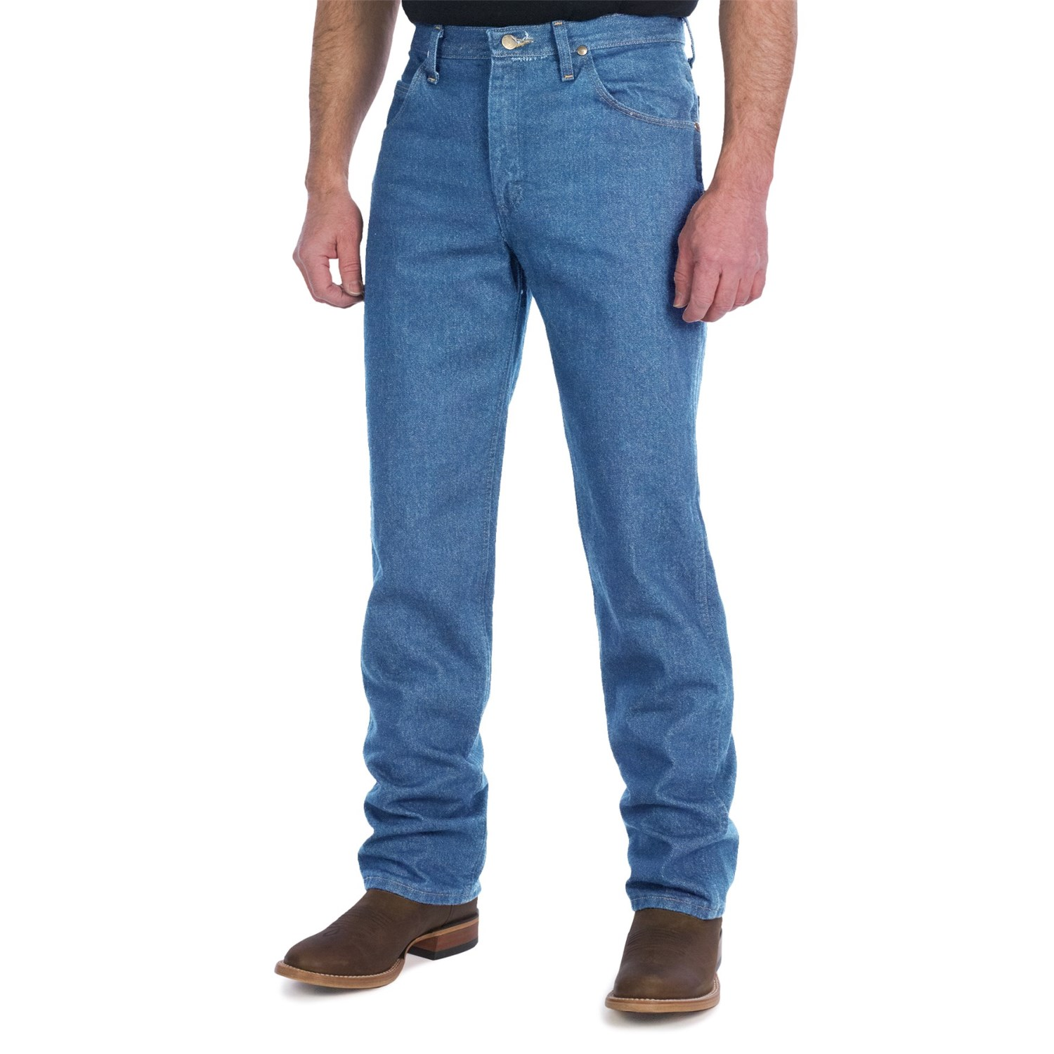 dab9bf2103 Wrangler Premium Performance Jeans (For Men) - Save 42%