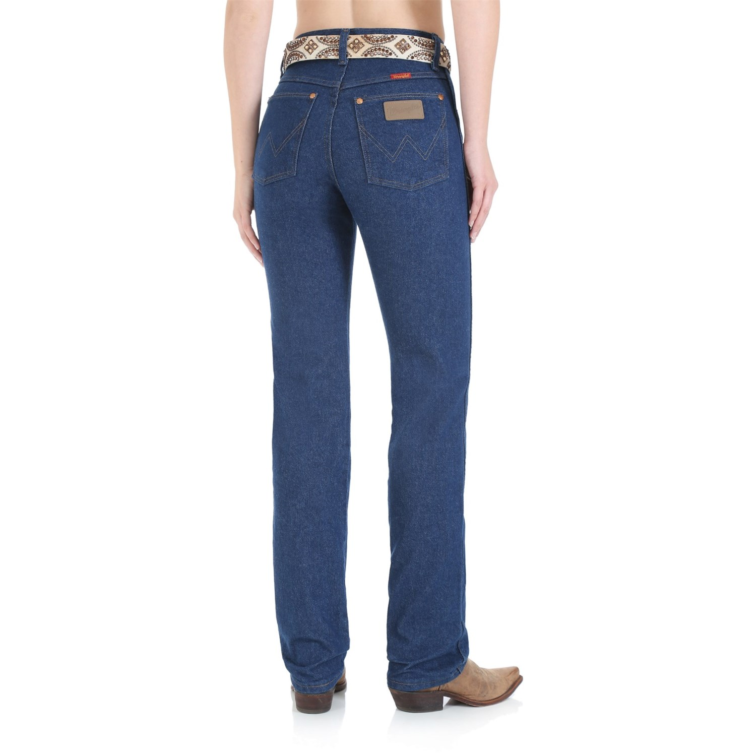 Wrangler Prewashed Classic Cowboy Cut Jeans (For Women) - Save 50%