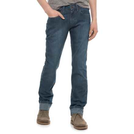Wrangler Reserve Denim Jeans (For Men) in Dark Rinse - 2nds