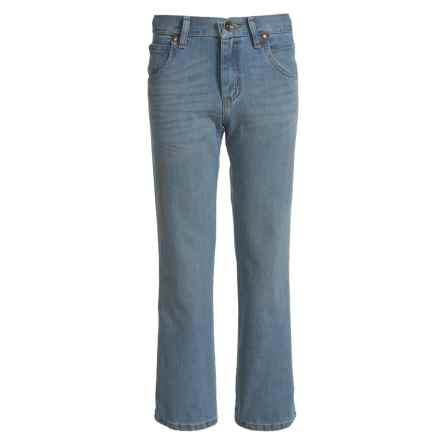 Wrangler Retro Bootcut Jeans (For Big Boys) in Ocean Water - 2nds