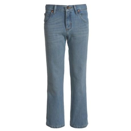 Wrangler Retro Bootcut Jeans (For Big Boys) in Ocean Water