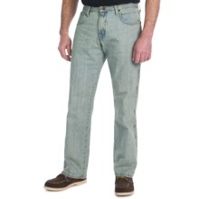 Wrangler Retro IRS Jeans - Relaxed Fit, Bootcut (For Men) in Bleach Wash - 2nds