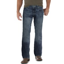Wrangler Retro IRS Jeans - Relaxed Fit, Bootcut (For Men) in River Wash - 2nds