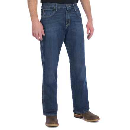 Wrangler Retro IRS Jeans - Relaxed Fit, Bootcut (For Men) in Rocky Top - 2nds