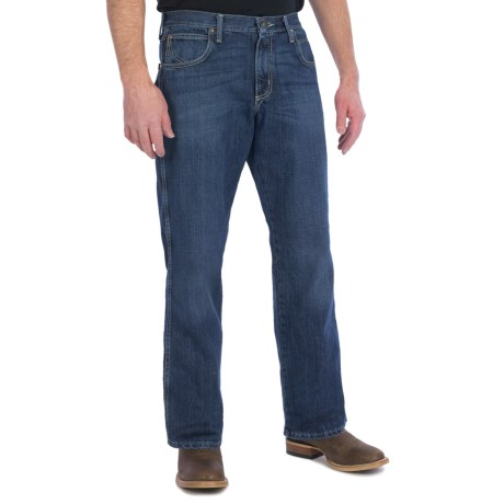 Wrangler Retro IRS Jeans - Relaxed Fit, Bootcut (For Men) in Rocky Top