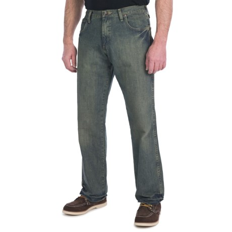 Wrangler Retro IRS Jeans - Relaxed Fit, Bootcut (For Men) in Trail Worn