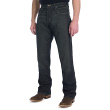 Wrangler Retro IRS Jeans - Relaxed Fit, Bootcut (For Men) in Worn Black - 2nds