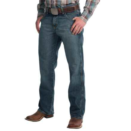 Wrangler Retro IRS Jeans - Relaxed Fit, Straight Leg (For Men) in Creek Wash - 2nds