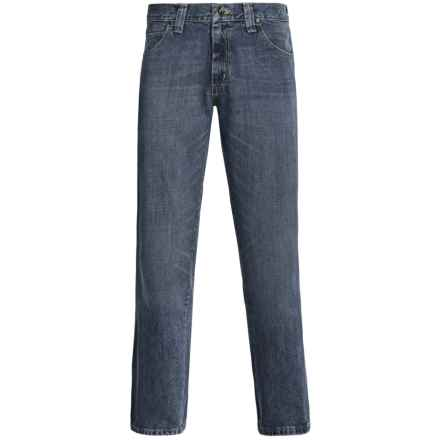 Wrangler Retro IRS Jeans - Relaxed Fit, Straight Leg (For Men) in Worn Black - 2nds