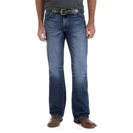 Wrangler Retro Jeans - Slim Fit, Bootcut (For Men) in Scottsdale
