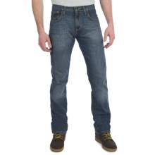Wrangler Retro Jeans - Slim Fit, Straight Leg (For Men) in Rocky Top - 2nds