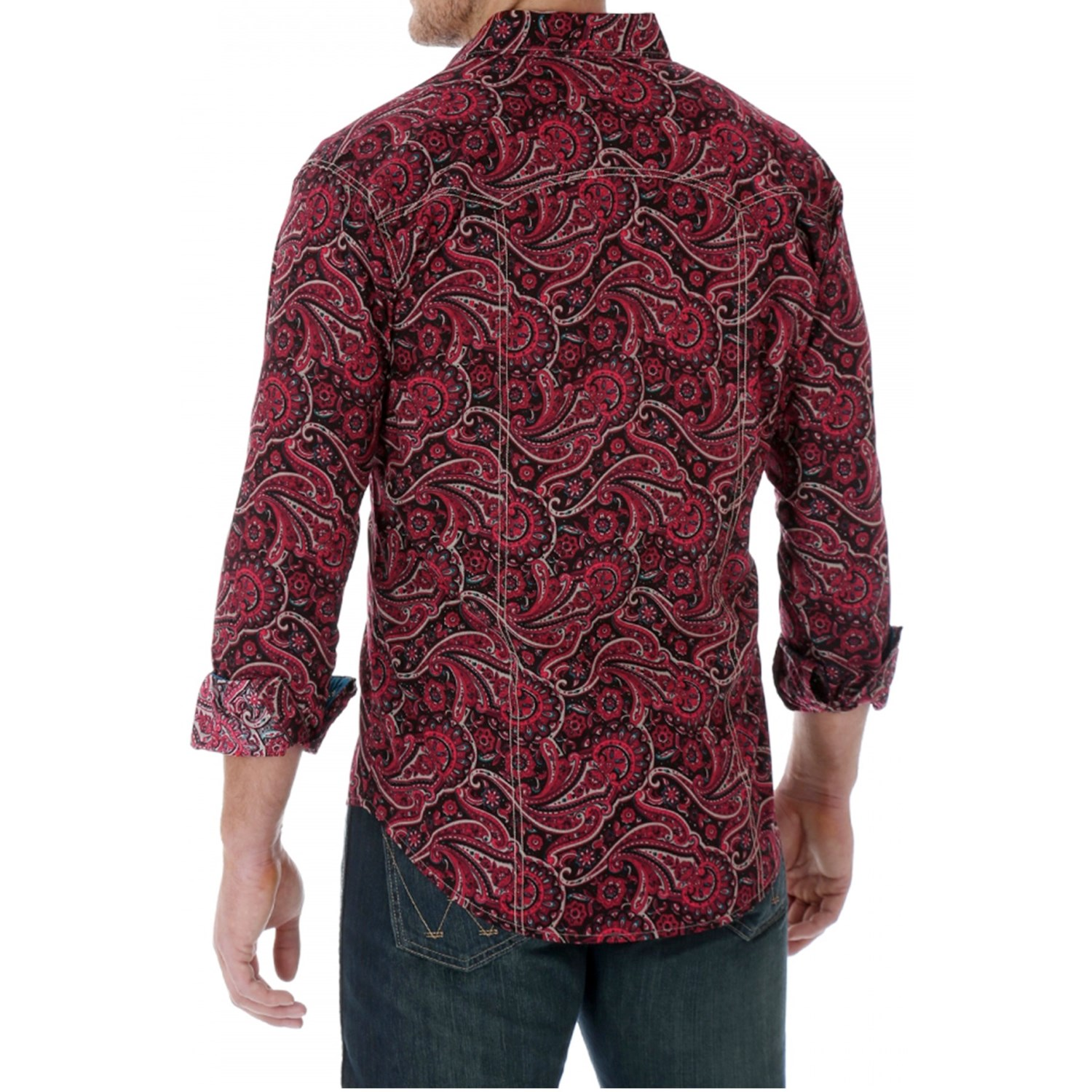 804f3893922 Wrangler Retro Western Shirt (For Men) - Save 44%