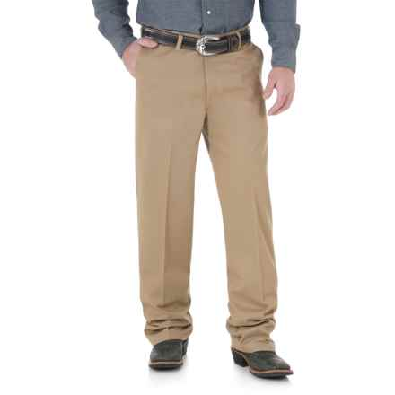 Wrangler Riata Casual Pants - Relaxed Fit (For Men) in Goldenrod - 2nds