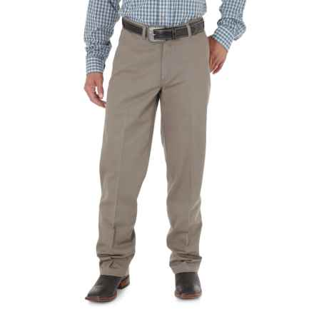 Wrangler Riata Casual Pants - Relaxed Fit (For Men) in Sable - 2nds