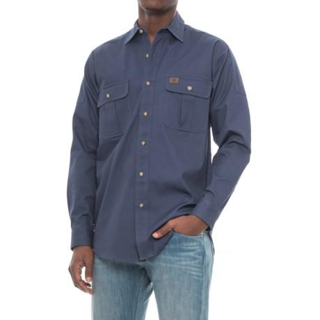 Wrangler Riggs Advanced Comfort Work Shirt - Long Sleeve (For Men)